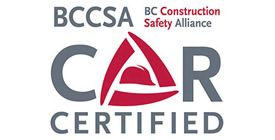 BCCSA Cor Certified